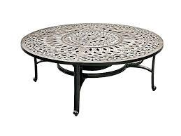 outdoor coffee table height outside coffee table peekapp co