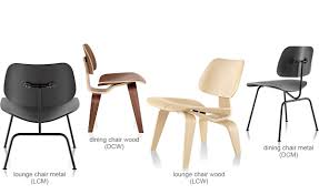 eames molded plywood lounge chair lcm hivemodern com