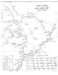 Eurostar Route Map by 34 Darma Valley Suhana Safar