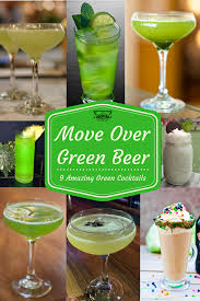 green cocktail png move over green beer 9 green cocktails to try
