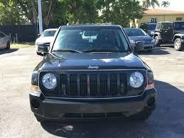 jeep patriot manual 2009 jeep patriot sport clean carfax low manual trans miami