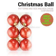 promotional plastic christmas ball promotional plastic christmas