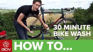 the 30 minute bike wash how to clean u0026 degrease your bike youtube