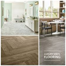 luxury vinyl flooring stone u0026 wood looks lvt lvp