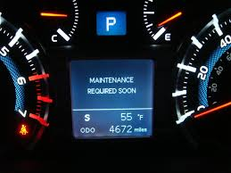how to turn maintenance light on toyota camry 2009 maintenance required soon toyota 4runner forum largest
