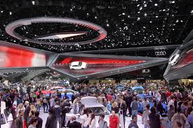 what does audi stand for what does your exhibition stand say about your brand small