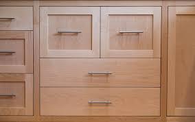 maple flush inset kitchen