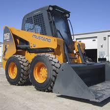 mustang 320 skid steer winman equipment rentals winnipeg construction rentals skid