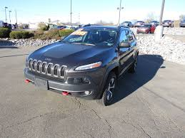 trailhawk jeep 2017 used jeep for sale in sayre pa