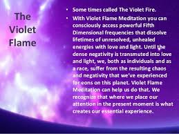 How To Remove Negative Energy The Violet Flame By Ann Link