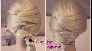 cute girl hairstyles diy easy everyday cute girls hairstyles tutorial for long hair youtube
