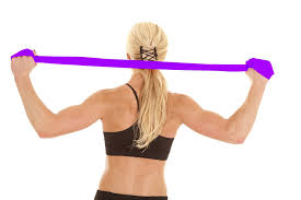 Chair Resistance Band Exercises Super Exercise Band 7 Ft Long Resistance Bands Latex Free Home