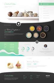 Kitchen Website Design Creative Kitchen Creative Website Designs And Website