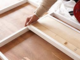 Laminate Flooring At Doorways How To Build And Install A Sliding Door How Tos Diy