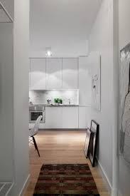 scandinavian design cozy one bedroom apartment in stockholm