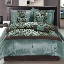 turquoise king duvet covers mesmerizing brown and teal duvet sets