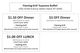 Hibachi Grill Supreme Buffet Menu by 1 Flaming Grill Supreme Buffet Asian Chinese Restaurant In Port