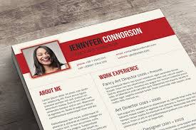 Fancy Resume Templates Fancy Resume Cover Letter Resume Templates Creative Market