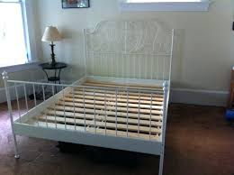 Hemnes Bed Frame by Goodwill Bed Frame Hollywood Style Bed Frame U2013 Bare Look
