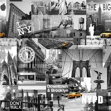 muriva big apple new york city designer wallpaper black grey muriva big apple new york city designer wallpaper black grey yellow 102514