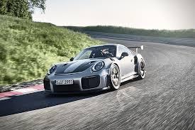 fastest porsche 2017 2018 porsche 911 gt2 rs hiconsumption