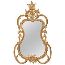 Mirror With Candle Sconces A George Ii Giltwood Mirror With Candle Sconces Circa 1730 For