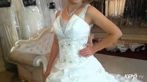 Wedding Dress Bandung The New White Queen Wedding Gown 2015 House Of Lin Youtube