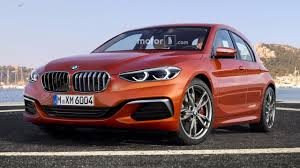 bmw 1 series pics 2018 bmw 1 series hatchback imagined rendering