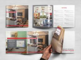 home interior products catalog indesign catalogue templates free template
