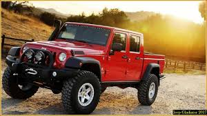 jeep comanche pictures posters news jeep gladiator new 2017 2018 car reviews and pictures oto