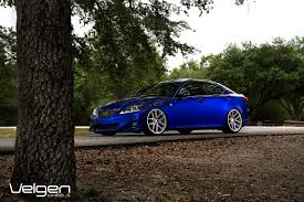 usb lexus is250 f sport lowered on bc coilovers velgen