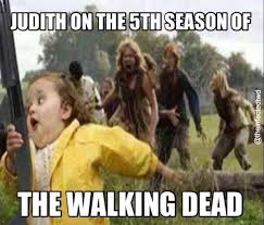 Walking Dead Season 3 Memes - judith grimes memes walking dead forums