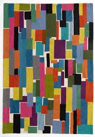Multi Coloured Rug Uk Multi Colour Brick Rug U2013 Tiff