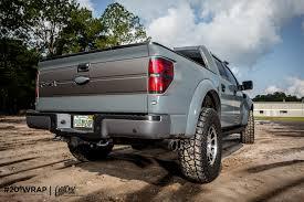 Ford Raptor Truck Wraps - fiveninedesign blandblows