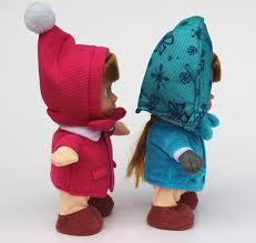 aliexpress buy masha bear stuffed animals u0026 plush toys