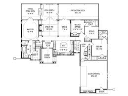 eplans craftsman house plan u2013 spacious craftsman ranch with in law