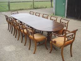 dining room tables that seat 12 or more triple pedestal dining table to seat 12 to 14 peoplemeasures 132