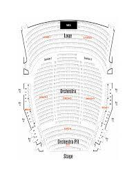 Florida Dca Map by The Mahaffey Seating Charts