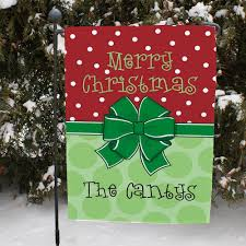 merry christmas garden flag winter christmas christmas