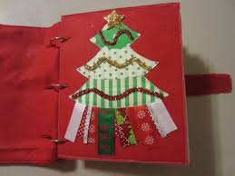 Christmas Tree Books by Quiet Book The Sensible Home
