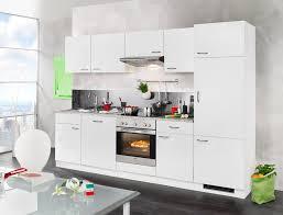 einbauk che mit elektroger ten g nstig kaufen wiho küchen küchenzeile valencia mit elektrogeräten set 2 280
