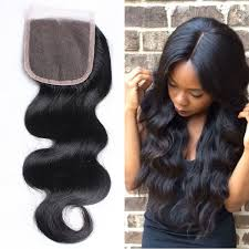 cheap human hair extensions indian human hair supplier and exporter closure price list