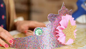 a birthday to remember diy princess crowns youtube