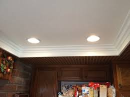kitchen crown moulding northern lighting and electric