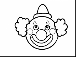 terrific circus coloring pages for kids with carnival coloring