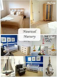 nautical baby room ingenious nesting