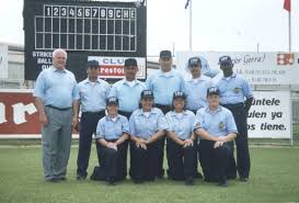 world championship and olympic umpiring crews wbsc