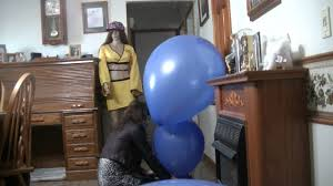 36 inch balloons 36 inch blue balloons inflate and boot pop