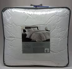 Black Goose Down Comforter Hotel Collection Finest King Down Comforter