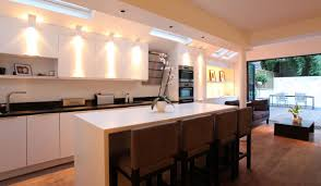 Kitchen Cupboard Designs Plans by Kitchen Minimalist Modern Interior Kitchen Design With Lighting